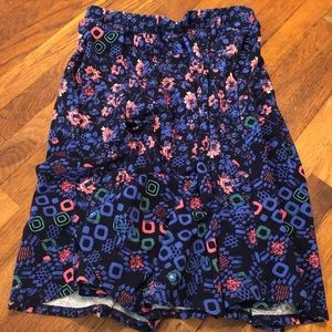 LLR L Madison skirt — POCKETS!